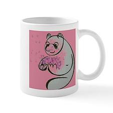 Panda Bear Pop Art Mug