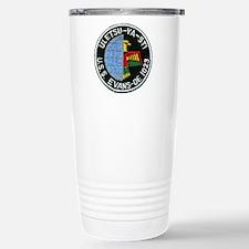 USS EVANS Travel Mug