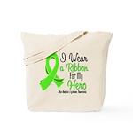 HeroNonHodgkinsLymphoma Tote Bag