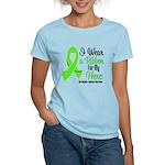 HeroNonHodgkinsLymphoma Women's Light T-Shirt