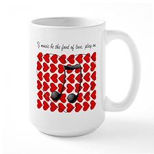 Valentine Music Mug