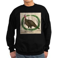 Turkey and Wreath Sweatshirt