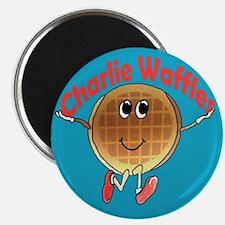 Charlie Waffles Magnet
