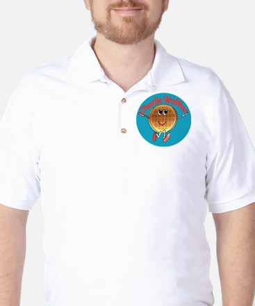 Charlie Waffles Golf Shirt
