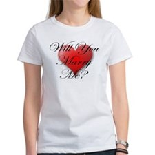 MARRY ME VALENTINE SHIRT Tee