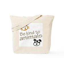 Cute Pets Tote Bag