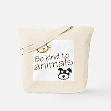 Unique Animals Tote Bag