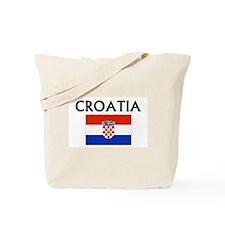 Cute Croat Tote Bag