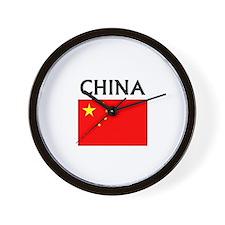 Unique World shanghai Wall Clock