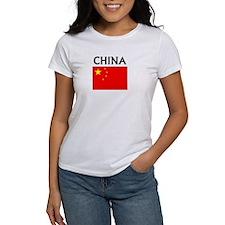 Cute World shanghai Tee
