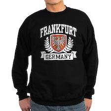 Frankfurt Germany Sweatshirt