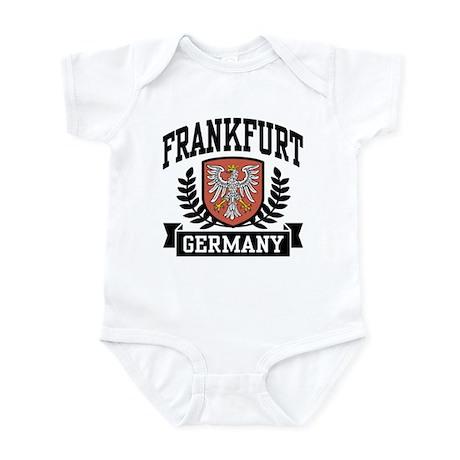 Frankfurt Germany Infant Bodysuit