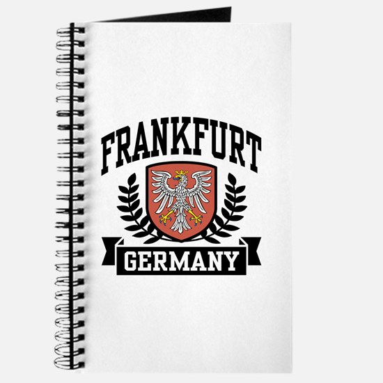 Frankfurt Germany Journal