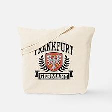 Frankfurt Germany Tote Bag