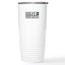 Self Potato Puzzle Solved! Travel Mug