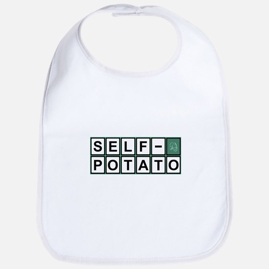 Self Potato Puzzle Solved! Bib