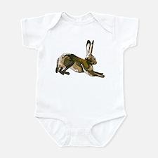Hare (brown) Infant Bodysuit