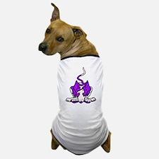 Ib in Purple Dog T-Shirt