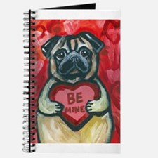 Pug Be Mine~2 Journal