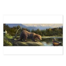 Otter Postcards (Package of 8)