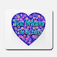 New Orleans The Big Easy Mousepad