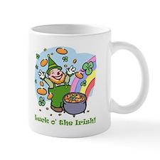 Luck o' the Irish! Mug