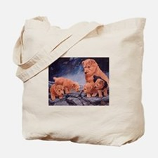 Norfolk Terriers Tote Bag