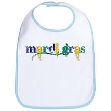Mardi Gras bc Bib