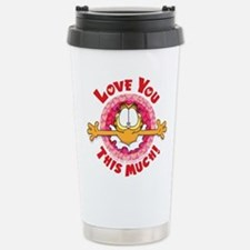 Love You This Much! Travel Mug