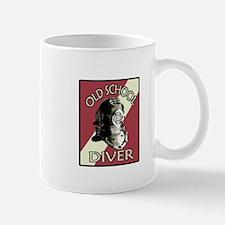 OLD SCHOOL DIVER Mug