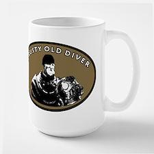 CRUSTY OLD DIVER Mug