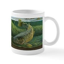 Trout Hunting Mug