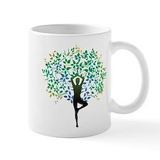 YOGA TREE POSE Mug
