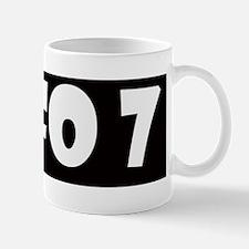 20 FO 7 Mug