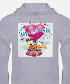 Love is in the Air Hoodie