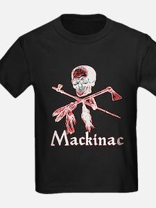 Mackinac Island Pirate Design T