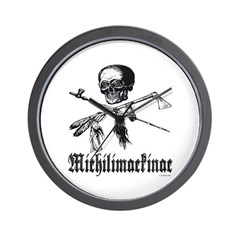 Michilimackinac Wall Clock