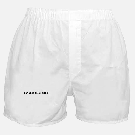 Cute Bankers Boxer Shorts