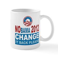 Not Obama 2012 Mug