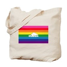 Cute Baker oregon Tote Bag