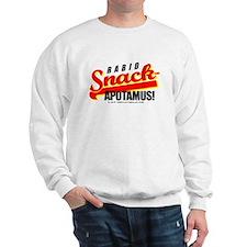 Funny Junk food junkie Sweatshirt