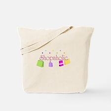 Shopaholic Tote Bag
