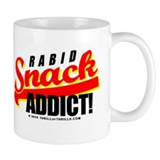Funny Addicted to french fries Mug