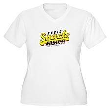 Unique Junk food junkie T-Shirt