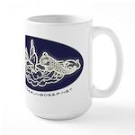 PRD Dolphins Large Mug