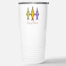 Key West 3 Fishes Travel Mug