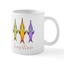 Key West 3 Fishes Mug