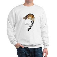 Ring-Tailed Cat Sweatshirt