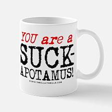 you-suck-life-sucks-my-boss-sucks Mugs