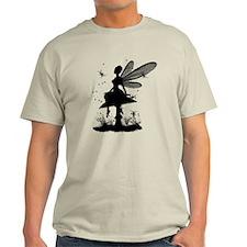 Mushroom Fairy Light T-Shirt
